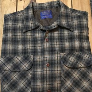 Pendleton Flannel - Medium